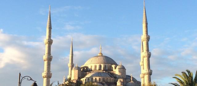 The Wayfarer Diaries: Istanbul