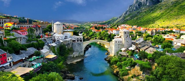 A Visit to Bosnia, with Zeynab Gamieldien